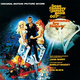 オリジナル・サウンドトラック - 007/ダイアモンドは永遠に[永遠のサントラ BEST&MORE 999]