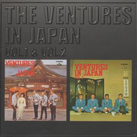 ベンチャーズ - ベンチャーズ・イン・ジャパン Vol.1 & Vol.2