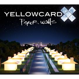 イエローカード - ペイパー・ウォールズ CD+DVDスペシャル・パッケージ