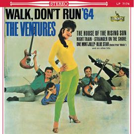 ベンチャーズ - ウォーク・ドント・ラン'64