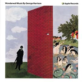 ジョージ・ハリスン - 不思議の壁