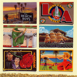ビーチ・ボーイズ - L.A.(ライト・アルバム)