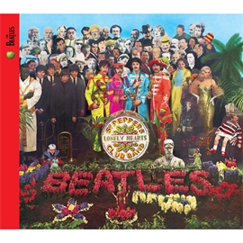 ザ・ビートルズ - Sgt Pepper's Lonely Hearts Club Band