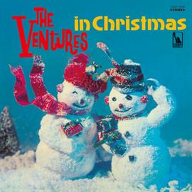 ベンチャーズ - ベンチャーズ・イン・クリスマス(ベンチャーズのクリスマス・パーティー)