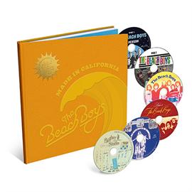 ビーチ・ボーイズ - カリフォルニアの夢 (6CD BOX SET)