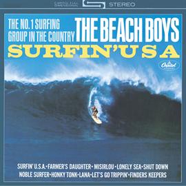 ビーチ・ボーイズ - サーフィン USA