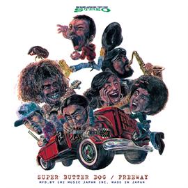 SUPER BUTTER DOG - FREEWAY