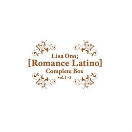 小野リサ - ロマンセ ラティーノ vol.1-vol.3 コンプリート ボックス