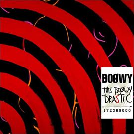 BOφWY - THISBOOWYDRASTIC限定盤