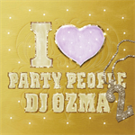 I LOVE PARTY PEOPLE2(通常盤)