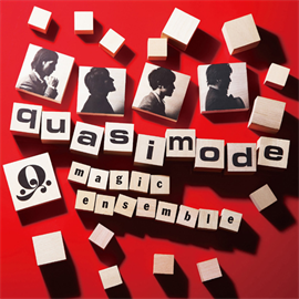 quasimode - Magic Ensemble[通常盤]