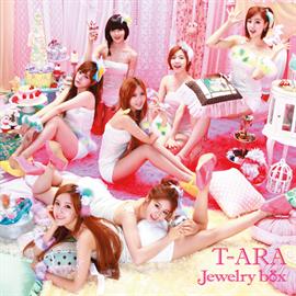 T-ARA - Jewelry box