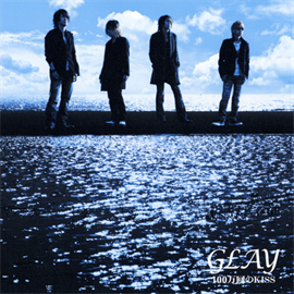 GLAY - 100万回のKISS   DVD付き②  ※5万枚限定