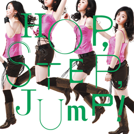 JYONGRI - Hop,Step,Jump!