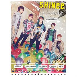 SHINee - Replay -君は僕のeverything-[JAPAN DEBUT PREMIUM盤]