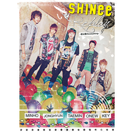 SHINee - Replay -君は僕のeverything-[JAPAN DEBUT PREMIUM盤]