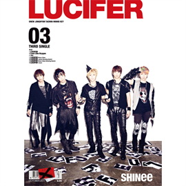 SHINee - LUCIFER[通常盤]
