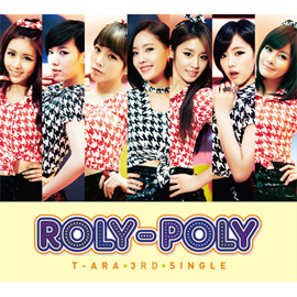 T-ARA - Roly-Poly (Japanese Ver.)