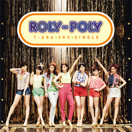 T-ARA - Roly-Poly (Japanese Ver.)[通常盤]
