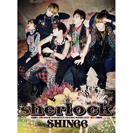 SHINee - Sherlock[初回盤]