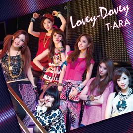 T-ARA - Lovey-Dovey (Japanese ver.)[通常盤]
