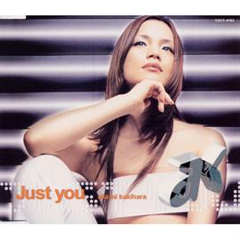柿原朱美 - Just you
