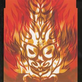 SEX MACHINEGUNS - BURN 〜愛の炎を燃やせ〜