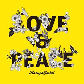 吉井和哉 - LOVE & PEACE