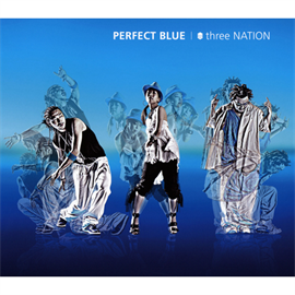 three NATION - PERFECT BLUE