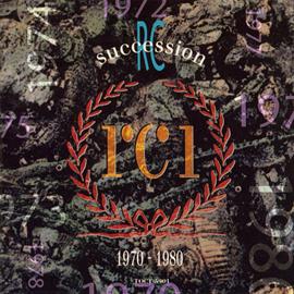 RCサクセション - ベスト・オブTHE RCサクセション1970〜1980