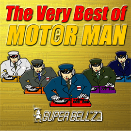 "SUPER BELL""Z - The Very Best of MOT(e)R MAN"