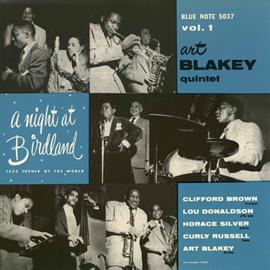 アート・ブレイキー - バードランドの夜 Vol.1/アート・ブレイキー・クインテット