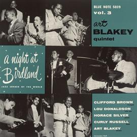 アート・ブレイキー - バードランドの夜 Vol.3/アート・ブレイキー・クインテット