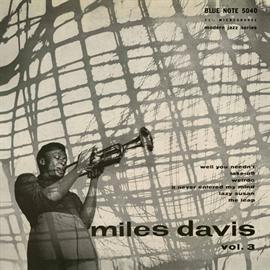 マイルス・デイヴィス - マイルス・デイヴィス Vol.3