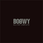 BOOWY Blu-ray COMPLETE