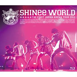 "SHINee - SHINee THE FIRST JAPAN ARENA TOUR ""SHINee WORLD 2012"""