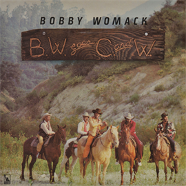 ボビー・ウーマック - ボビー・ウーマック・ゴーズ・カントリー&ウエスタン