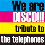 Various Artists - We are DISCO!!!~tribute to the telephones~(初回限定盤・紙ジャケット仕様)
