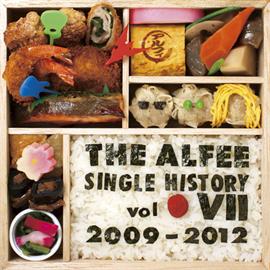 THE ALFEE - SINGLE HISTORY VOL.VII 2009-2012