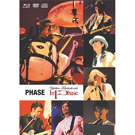 高橋幸宏 with In Phase - PHASE[Blu-ray+DVD+LIVE CD×2]