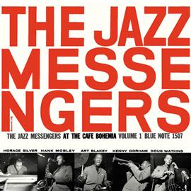 アート・ブレイキー&ザ・ジャズ・メッセンジャーズ - カフェ・ボヘミアのジャズ・メッセンジャーズ VOL.1+3