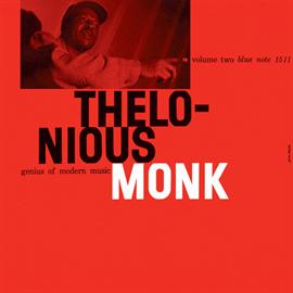 セロニアス・モンク - ジーニアス・オブ・モダン・ミュージック VOL.2+10