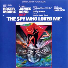 オリジナル・サウンドトラック - 007/私を愛したスパイ