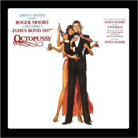 オリジナル・サウンドトラック - 007/オクトパシー