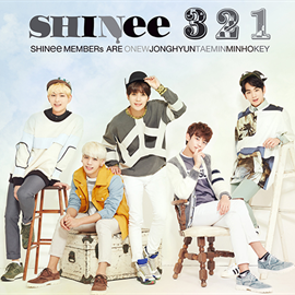 SHINee - 3 2 1