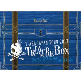 T-ARA - T-ARA JAPAN TOUR 2013 ~TREASURE BOX~ 2nd TOUR FINAL IN BUDOKAN