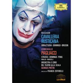 ジョルジュ・プレートル - マスカーニ:歌劇《カヴァレリア・ルスティカーナ》/レオンカヴァッロ:歌劇《道化師》