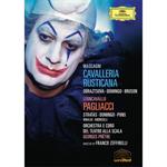 マスカーニ:歌劇《カヴァレリア・ルスティカーナ》/レオンカヴァッロ:歌劇《道化師》