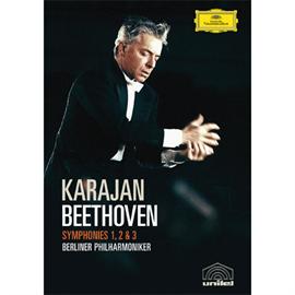 ヘルベルト・フォン・カラヤン - ベートーヴェン:交響曲第1番・第2番・第3番《英雄》