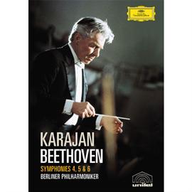 ヘルベルト・フォン・カラヤン - ベートーヴェン:交響曲第4番・第5番《運命》・第6番《田園》